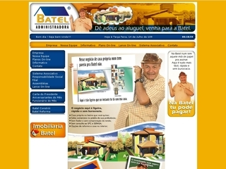 Thumbnail do site Batel Administradora