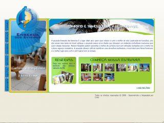 Thumbnail do site Pousada Enseada dos Saveiros