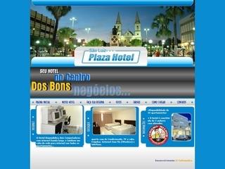 Thumbnail do site São Luiz Plaza Hotel ***