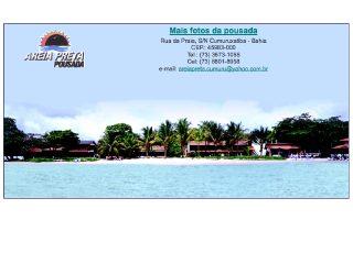 Thumbnail do site Pousada Areia Preta