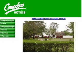 Thumbnail do site Hotel Comodoro - Bagé