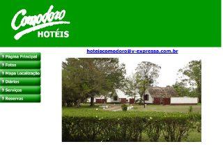 Thumbnail do site Hotel Comodoro - Bagé