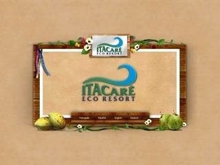 Thumbnail do site Itacaré Eco Resort