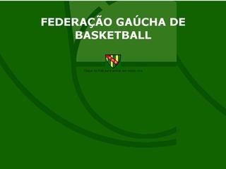 Thumbnail do site FGB - Federação Gaúcha de Basketball