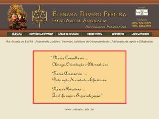 Thumbnail do site Corretora e Imobiliária Bagé