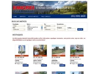Thumbnail do site Emicrei Ltda.