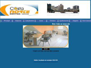 Thumbnail do site Imobiliária Costa Norte