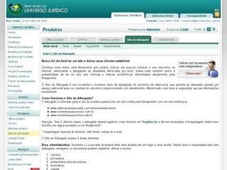 Thumbnail do site Adriano Ryba Advocacia de Família