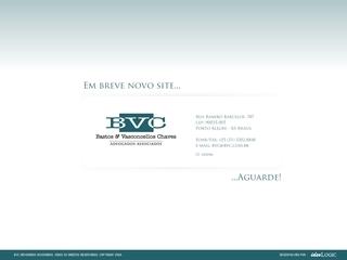 Thumbnail do site BVC - Bastos & Vasconcellos Chaves Advogados Associados