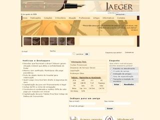 Thumbnail do site Jaeger Advogados Associados