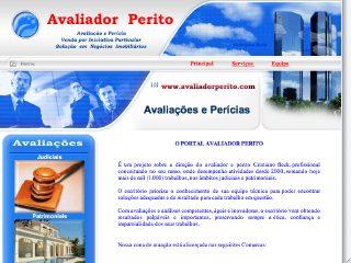 Thumbnail do site Avaliaçoes Perícias imoveis Cristiano Fleck