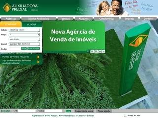 Thumbnail do site Auxiliadora Predial - Aluguel, Venda de Imóveis