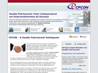 Thumbnail do site CPCON - Gestão Patrimonial