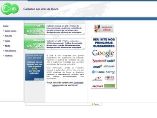 Thumbnail do site Cub - Otimização e Cadastro em sites de busca