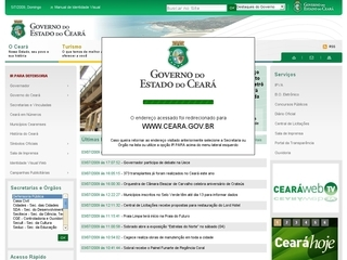 Thumbnail do site Defensoria Pública do Estado do Ceará
