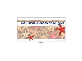 Thumbnail do site Garopaba - Casas de Aluguel