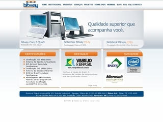 Thumbnail do site BitWay