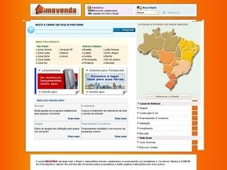 Thumbnail do site Imovenda Imóveis na Bahia