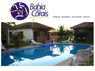 Thumbnail do site Pousada Bahia dos Corais