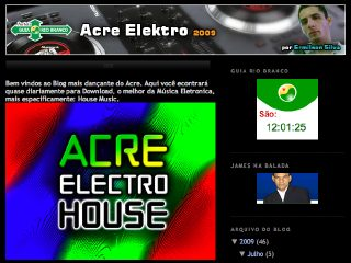 Thumbnail do site Acre Elektro