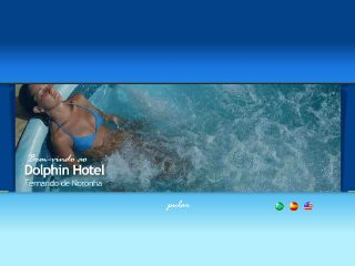 Thumbnail do site Dolphin Hotel