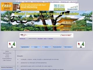 Thumbnail do site Oriental Consultoria em Negócios & Associados
