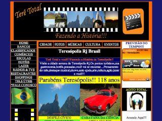 Thumbnail do site Terê Total (Teresópolis-Rj)