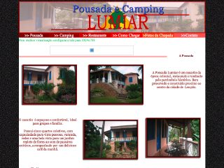 Thumbnail do site Pousada e Camping Lumiar