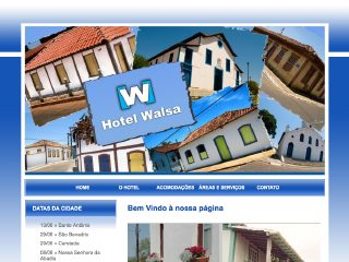 Thumbnail do site Hotel Walsa